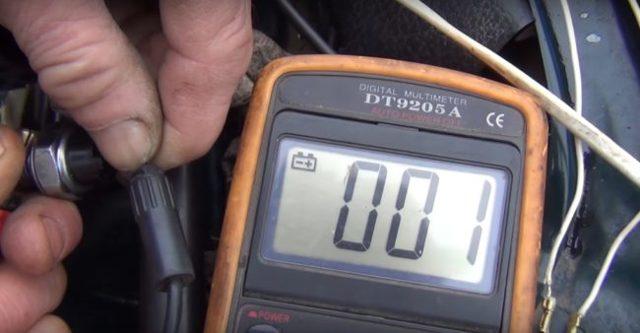 Датчик давления масла УАЗ 409, Патриот, аварийный датчик масла