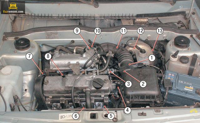 Датчик заднего хода ВАЗ 2115: где находится, замена, устройство и принцип работы
