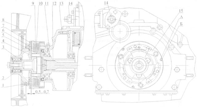 Датчик включения вентилятора КАМАЗ Евро 2,3,4: замена