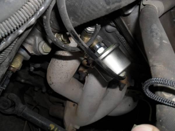 Аварийный датчик давления масла КАМАЗ: Евро 2, Евро 3, Евро 4: где находится, как заменить