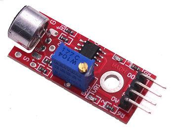 Датчик звука Ардуино: собираем устройство на ky-037 или ky-038