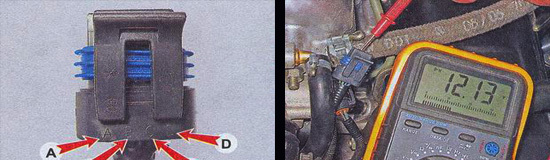 Датчик холостого хода ВАЗ 2107 инжектор: где находится, признаки неисправности