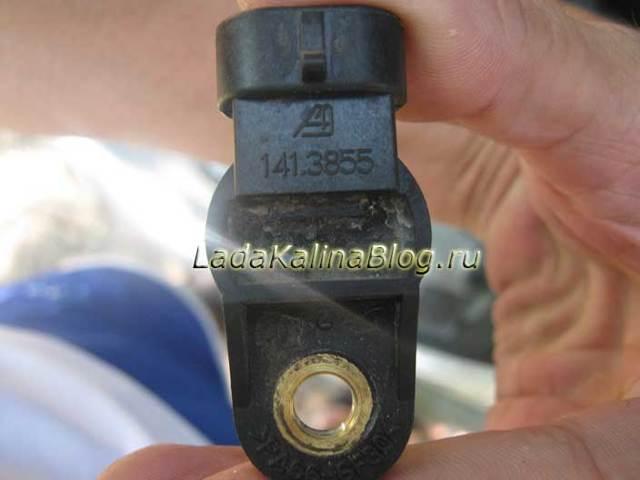 Датчик коленвала Гранта: 8 клапанов, устройство, признаки неисправности