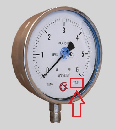 Класс точности манометра: что это такое, как рассчитать, как проверить