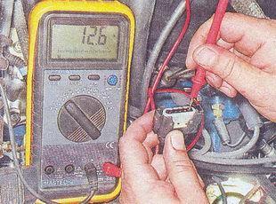 ДМРВ ВАЗ 2107: датчик массового расхода воздуха
