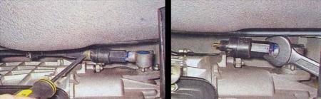 Датчик скорости ВАЗ 2107 инжектор: где находится, на что влияет