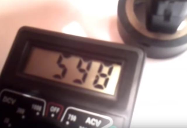 Датчик коленвала ВАЗ 2114: где находится, признаки неисправности