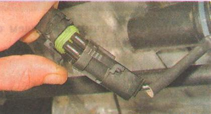 Датчик кислорода Гранта (лямбда зонд): замена своими руками