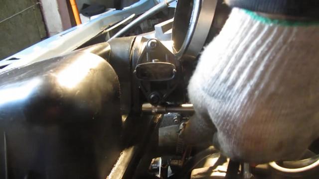 ДМРВ Гранта: датчик массового расхода воздуха автомобиля Гранта