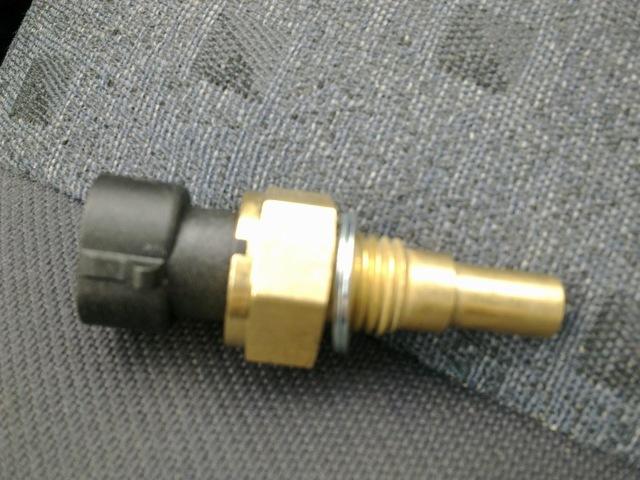 Датчик температуры охлаждающей жидкости ВАЗ 2114
