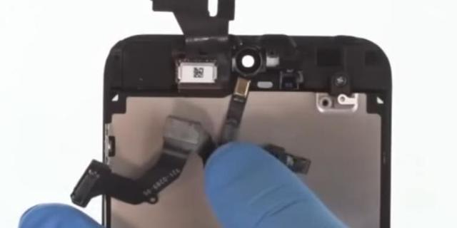 Датчик приближения iphone 7: почему не работает, как восстановить