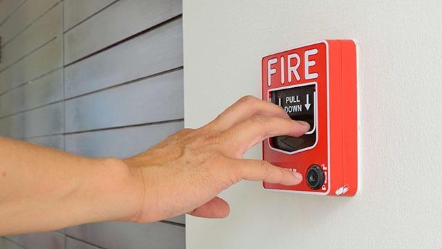 Подключение пожарных датчиков: схема, установка, высота установки ручных пожарных извещателей, дымовые датчики сигнализации