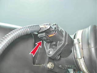 ДМРВ ВАЗ 2109: датчик массового расхода воздуха