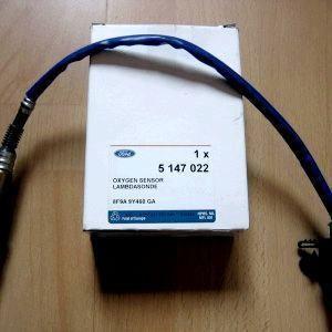 Лямбда-зонд Форд Фокус 2: расположение, диагностика, замена